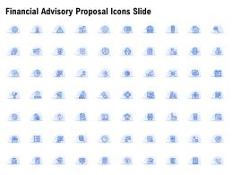 Financial Advisory Proposal Icons Slide L1187 Ppt Powerpoint Ideas
