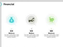 Financial Analysis B178 Ppt Powerpoint Presentation Diagram