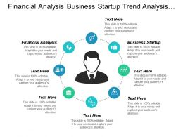 Financial Analysis Business Startup Trend Analysis Social Media Cpb