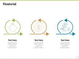 Financial Analysis Marketing C429 Ppt Powerpoint Presentation Styles Icon