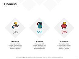 Financial Analysis Marketing C594 Ppt Powerpoint Presentation Portfolio Format Ideas