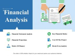 Financial Analysis Ppt Example File