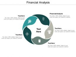 Financial Analysis Ppt Powerpoint Presentation Model Inspiration Cpb