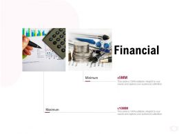 Financial Analysis Ppt Powerpoint Presentation Styles Skills
