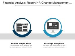 Financial Analysis Report Hr Change Management Media Buying Cpb