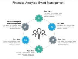 Financial Analytics Event Management Ppt Powerpoint Presentation Gallery Graphics Tutorials Cpb