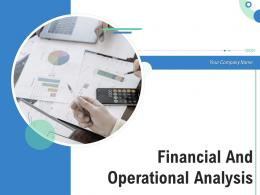 Financial And Operational Analysis Powerpoint Presentation Slides