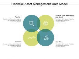 Financial Asset Management Data Model Ppt Powerpoint Presentation Picture Cpb