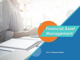 Financial Asset Management Powerpoint Presentation Slides