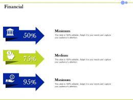 Financial Audiences Attention Customer Churn Ppt Powerpoint Presentation Slide