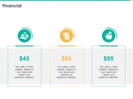 Financial Audiences Attention Investment Ppt Powerpoint Infographics
