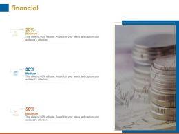 Financial Audiences Attention Minimum Ppt Powerpoint Presentation Infographics