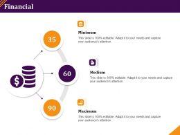 Financial Audiences Attention Storage Medium Ppt Powerpoint Presentation Slides