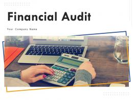 Financial Audit Powerpoint Presentation Slides