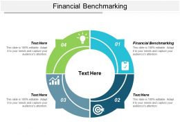 Financial Benchmarking Ppt Powerpoint Presentation Icon Pictures Cpb