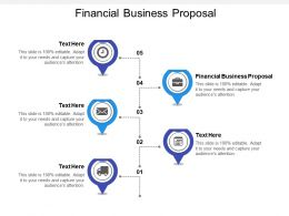 Financial Business Proposal Ppt Powerpoint Presentation Layouts Infographic Cpb