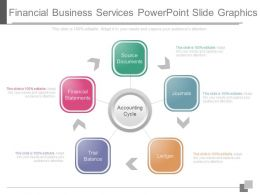 Financial Business Services Powerpoint Slide Graphics