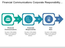 Financial Communications Corporate Responsibility Employee Branding Social Media