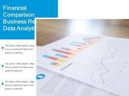 Financial Comparison Business Report Data Analytics