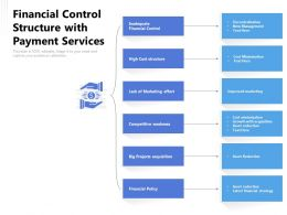 Financial Control Structure With Payment Services