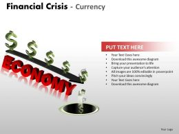 Financial Crisis Currency PPT 10 02