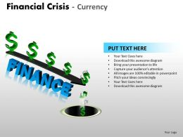 Financial Crisis Currency PPT 13 05