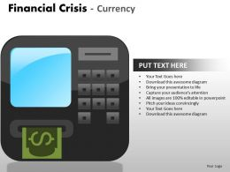 Financial Crisis Currency PPT 22 14