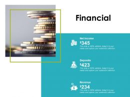 Financial Currency D286 Ppt Powerpoint Presentation Infographics Deck