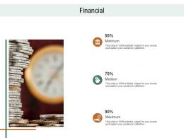 Financial Customer Centric Marketing Ppt Demonstration