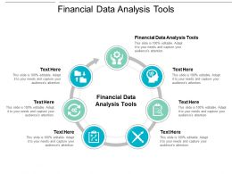 Financial Data Analysis Tools Ppt Powerpoint Presentation Pictures Template Cpb