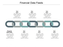 Financial Data Feeds Ppt Powerpoint Presentation Layouts Design Inspiration Cpb