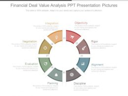 Financial Deal Value Analysis Ppt Presentation Pictures