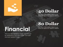 Financial Dollar F495 Ppt Powerpoint Presentation Outline Example Introduction