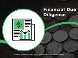 Financial Due Diligence Presentation Images