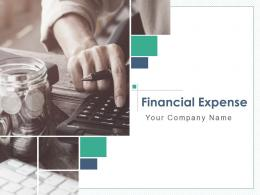 Financial Expense Powerpoint Presentation Slides