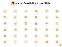 Financial Feasibility Icons Slide Gears Server Ppt Powerpoint Presentation Ideas Gallery