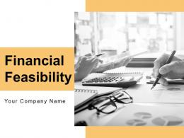 Financial Feasibility Powerpoint Presentation Slides