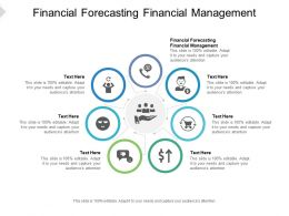 Financial Forecasting Financial Management Ppt Powerpoint Presentation Gallery Layout Ideas Cpb