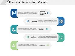 Financial Forecasting Models Ppt Powerpoint Presentation Ideas Cpb