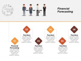 Financial Forecasting Ppt Powerpoint Presentation Gallery Guidelines Cpb