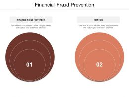 Financial Fraud Prevention Ppt Powerpoint Presentation Pictures Template Cpb