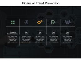 Financial Fraud Prevention Ppt Powerpoint Presentation Portfolio Backgrounds Cpb