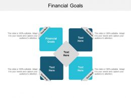 Financial Goals Ppt Powerpoint Presentation File Master Slide Cpb