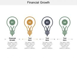 Financial Growth Ppt Powerpoint Presentation Icon Images Cpb