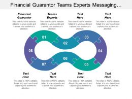 Financial Guarantor Teams Experts Messaging Collaboration Primary Relationship