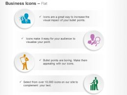 Financial Idea Search Growth Analysis Ppt Icons Graphics
