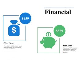 Financial In Business Ppt Visual Aids Background Images