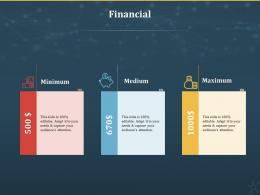 Financial Internet Of Things IOT Ppt Powerpoint Presentation Outline Ideas