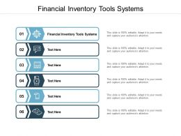 Financial Inventory Tools Systems Ppt Powerpoint Presentation Gallery Deck Cpb