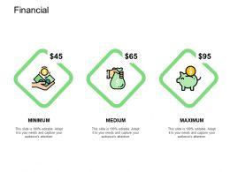 Financial Investment I173 Ppt Powerpoint Presentation Portfolio Microsoft